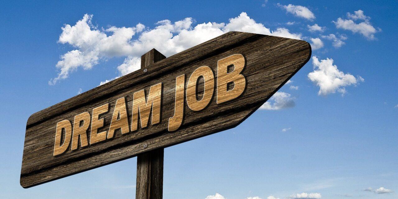 Step#1 Choosing a Job or Career